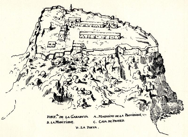 Το Φρούριο της Γραμβούσας