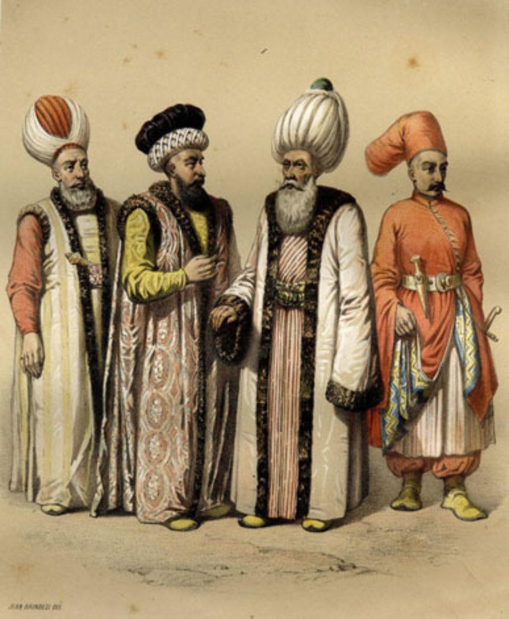 Οθωμανοί αξιωματούχοι