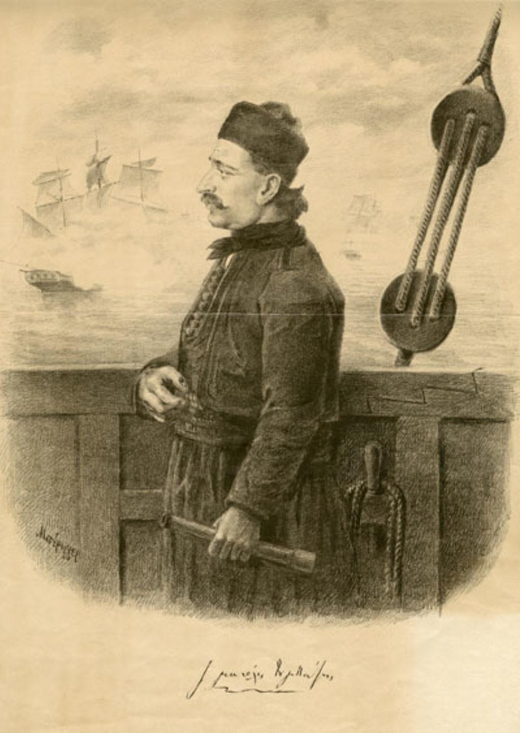 Εμμανουήλ Τομπάζης, ©Αρχείο Ιστορικών Εγγραφών ΙΕΕΕ - Εθνικό Ιστορικό Μουσείο, Αθήνα