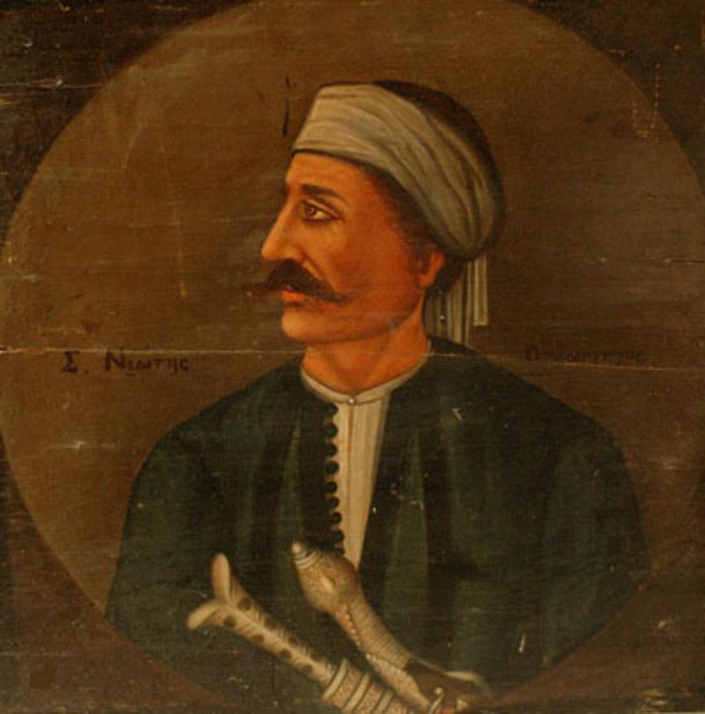 Ο Σταυρούλης Νιώτης σχημάτισε ομάδα Kαλησπέριδων και έδρασε στην κεντρική Κρήτη