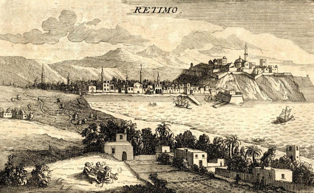 Ρέθυμνο ( J. P. Tournefort, 1700 )