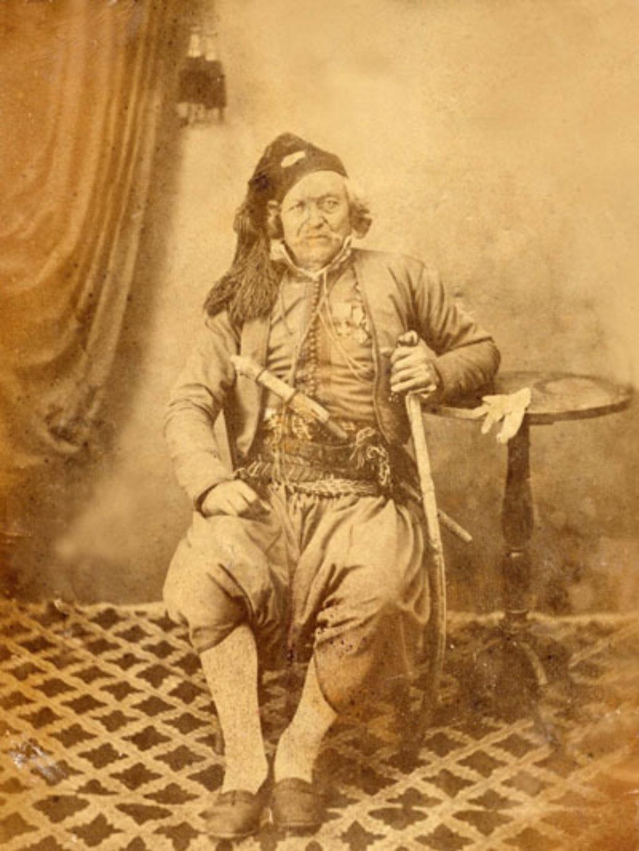 Ο Στρατής Δεληγιαννάκης εγκαταστάθηκε μετά την επανάσταση στη Μήλο, όπου και πέθανε